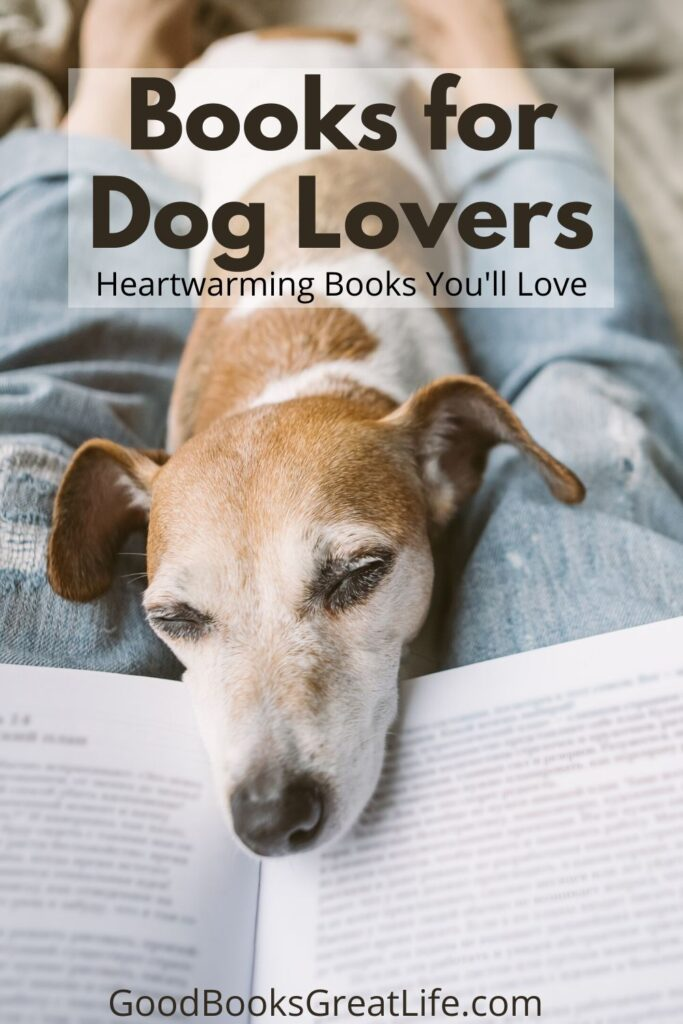 Heartwarming books for dog lovers.