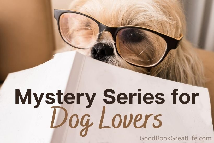 Mystery series about dogs