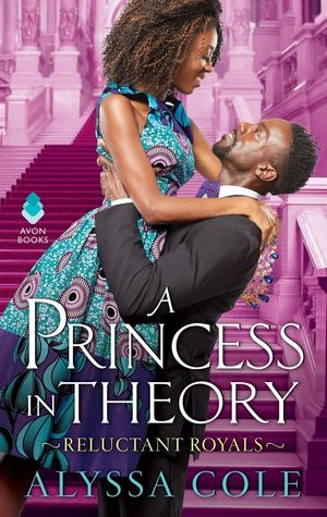 A Princess in Theory book cover