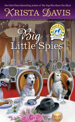 Big Little Spies book cover