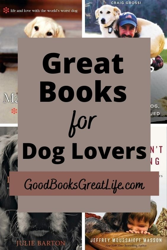 Great Books for Dog Lovers