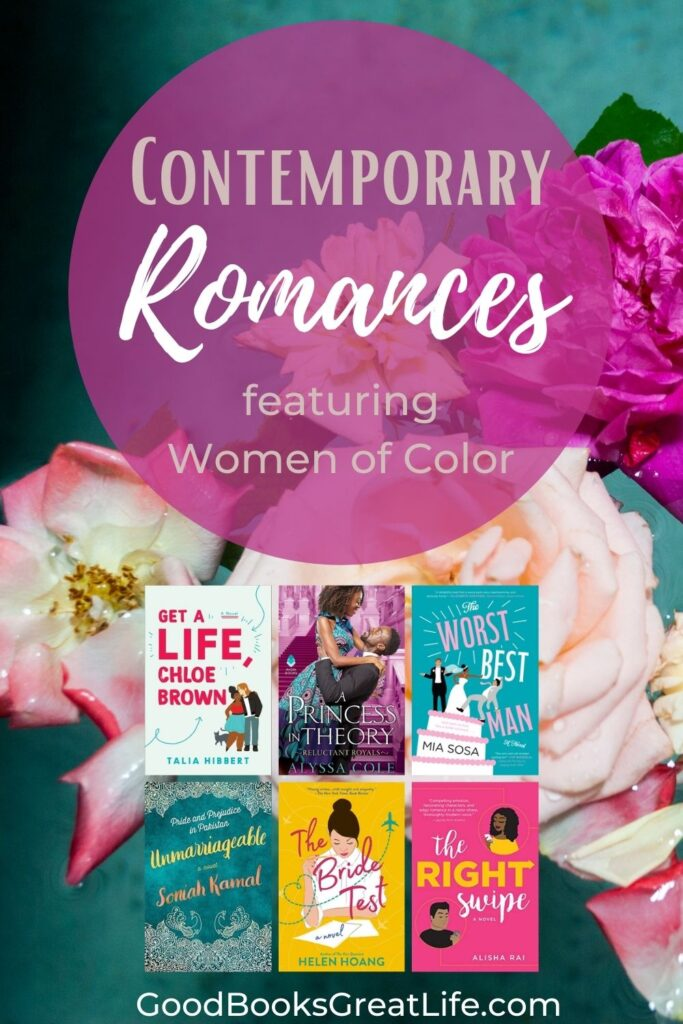 Women of Color in Romance