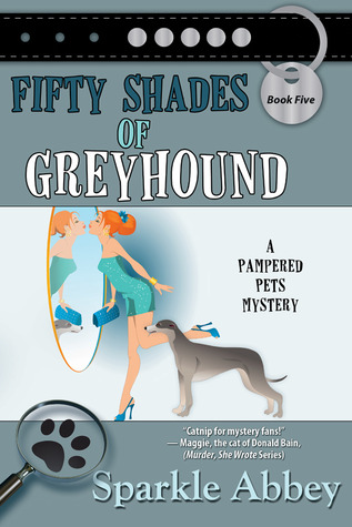 Fifty Shades of Greyhound book cover