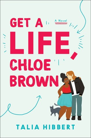 Get a Life Chloe Brown book cover