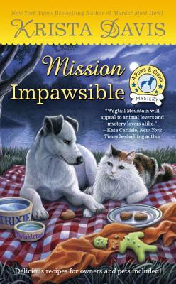 Mission Impawsible book cover
