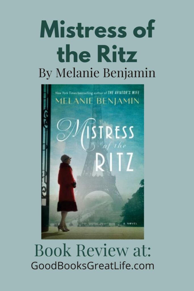 Mistress of the Ritz book review