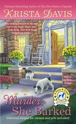 Murder She Barked book cover