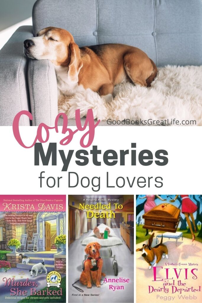 Cozy Mysteries for Dog Lovers