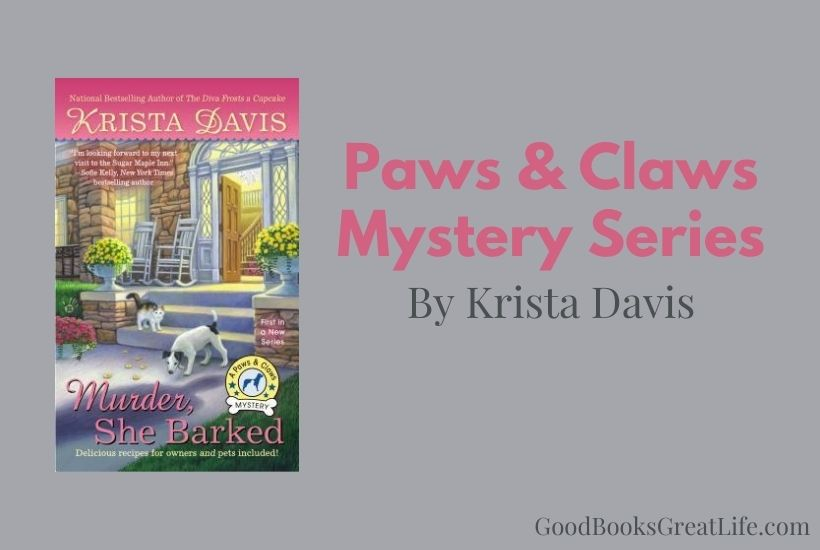 Paws and Claws mystery series