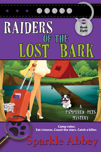 Raiders of the Lost Bark book cover