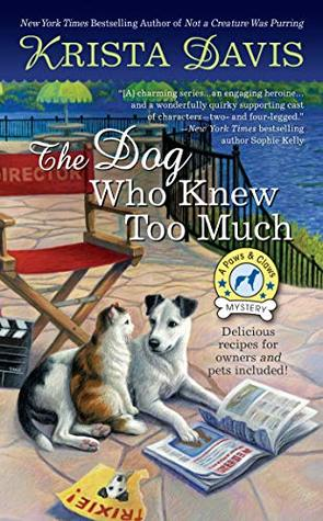 The Dog Who Knew Too Much Book Cover