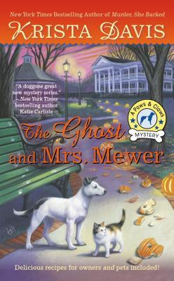 The Ghost and Mrs. Mewer book cover
