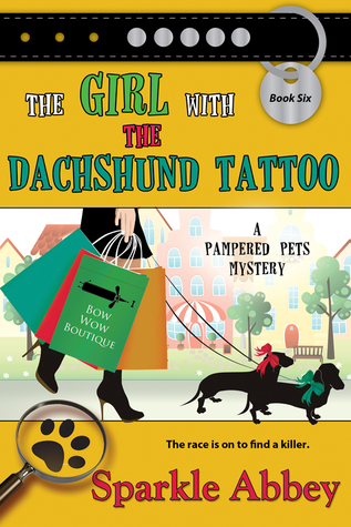 The Girl With the Dachshund Tattoo book cover