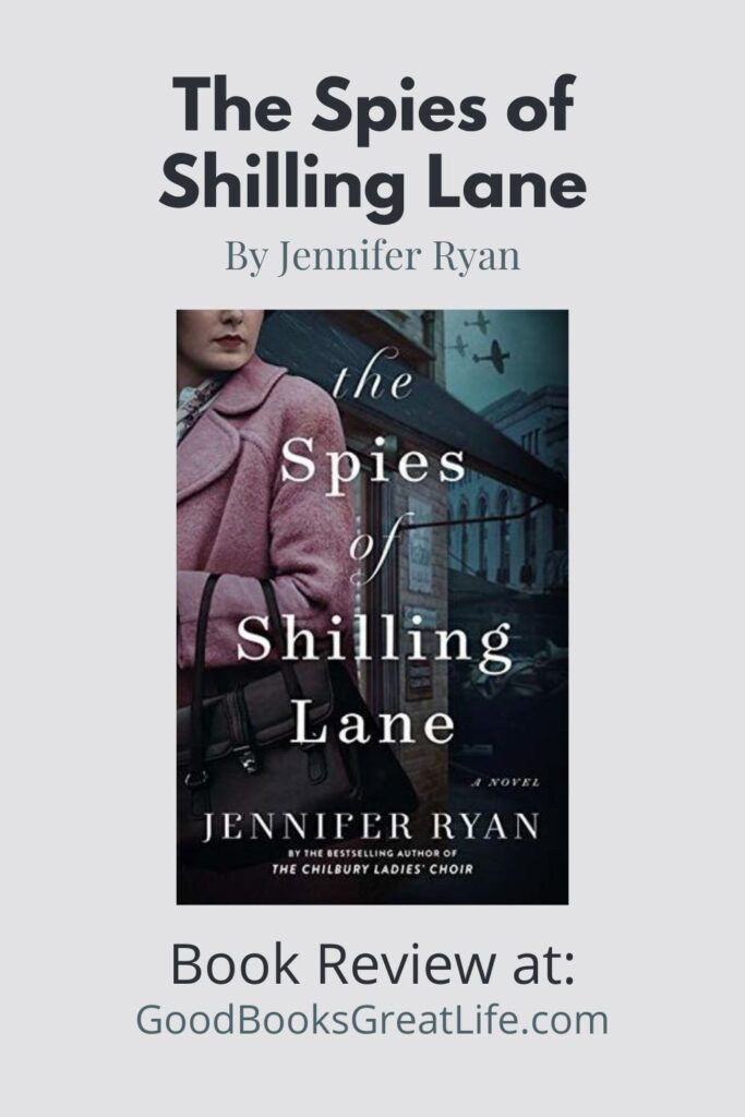 The Spies of Shilling Lane book review