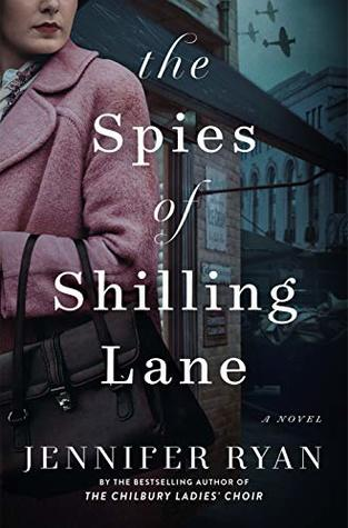 The Spies of Shilling Lane book cover