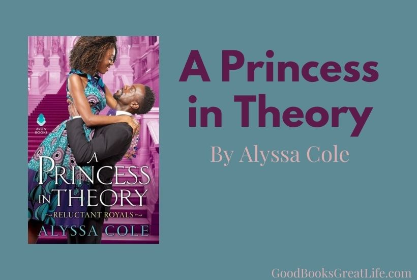 A Princess in Theory book