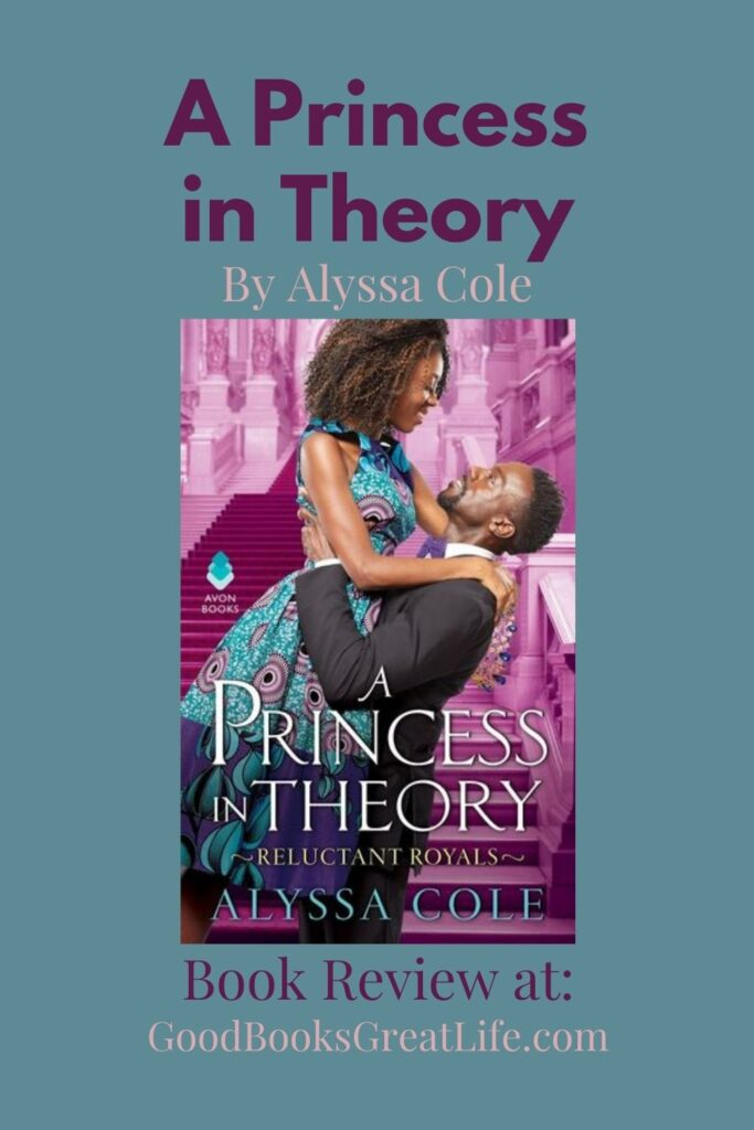 A Princess in Theory Book Review