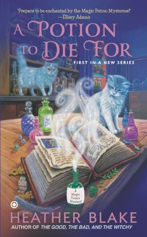 A Potion to Die For book cover