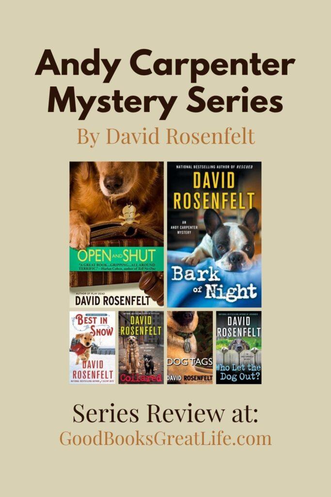 Andy Carpenter Series by David Rosenfelt