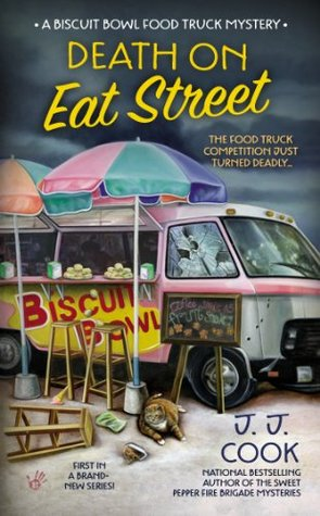 Death on Eat Street book cover