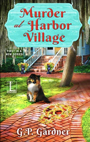 Murder at Harbor Village book cover