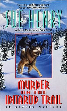 Murder on the Iditarod Trail book cover
