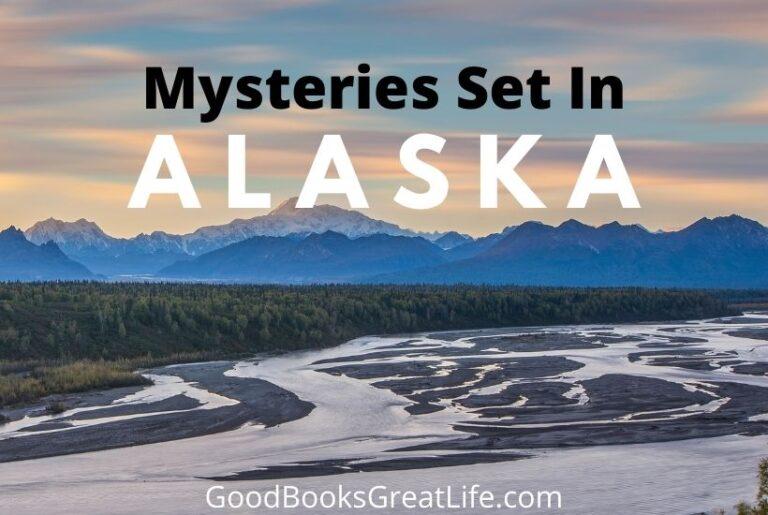 Mystery series set in Alaska