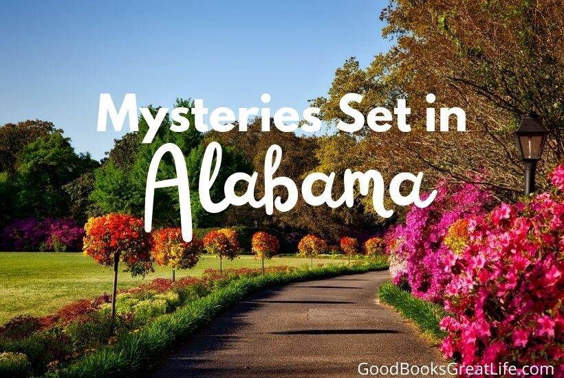 Mysteries set in Alabama