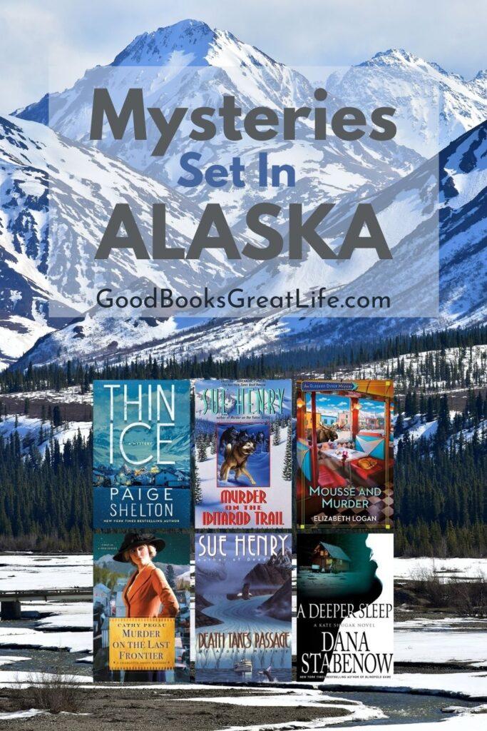 Mysteries set in Alaska