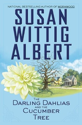 The Darling Dahlias and the Cucumber Tree book cover
