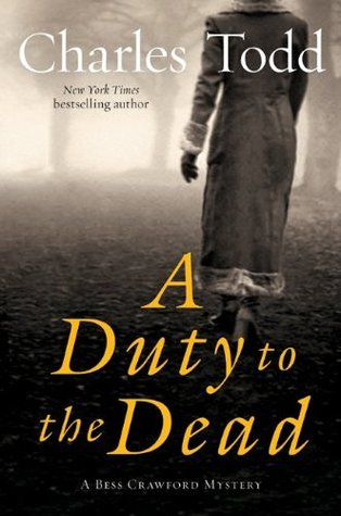 A Duty to the Dead book cover