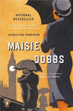 Maisie Dobbs book cover