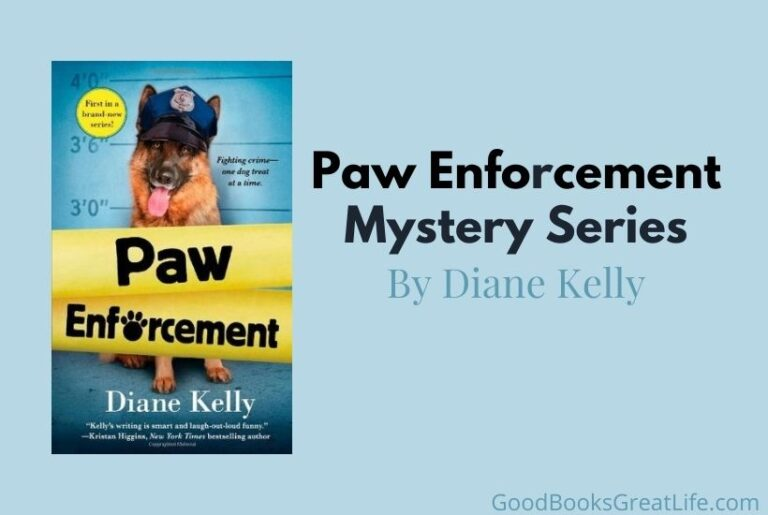 Paw Enforcement Mystery Series