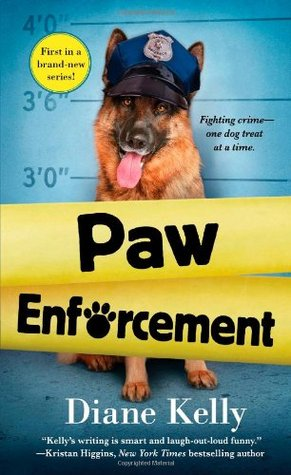 Paw Enforcement book cover