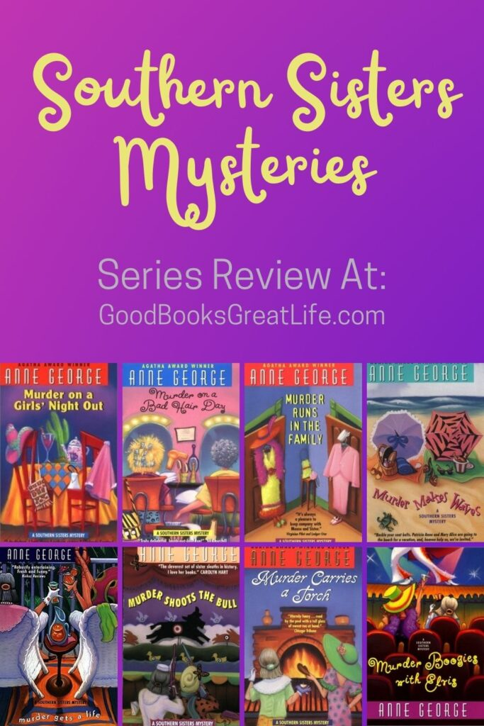 Southern Sisters Mystery Series
