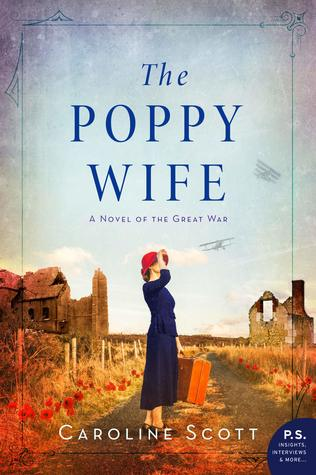 The Poppy Wife book cover
