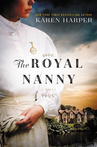 The Royal Nanny book cover