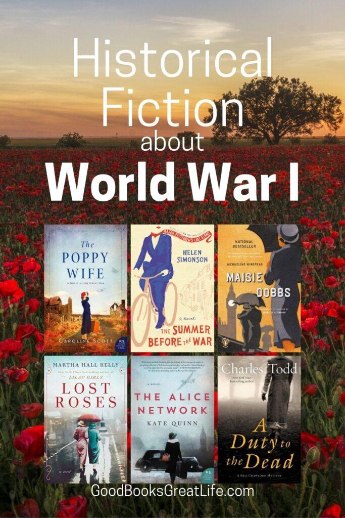 World War I Historical Fiction