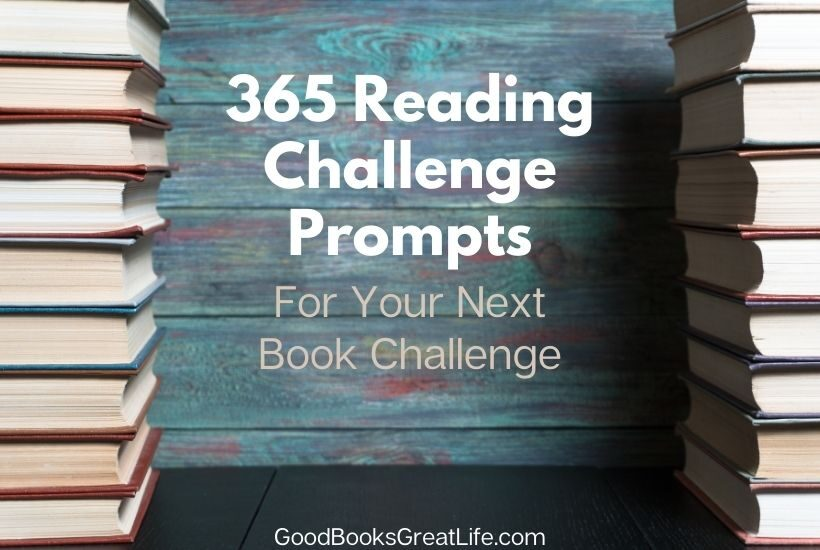 Ultimate List of Reading Challenge Prompts