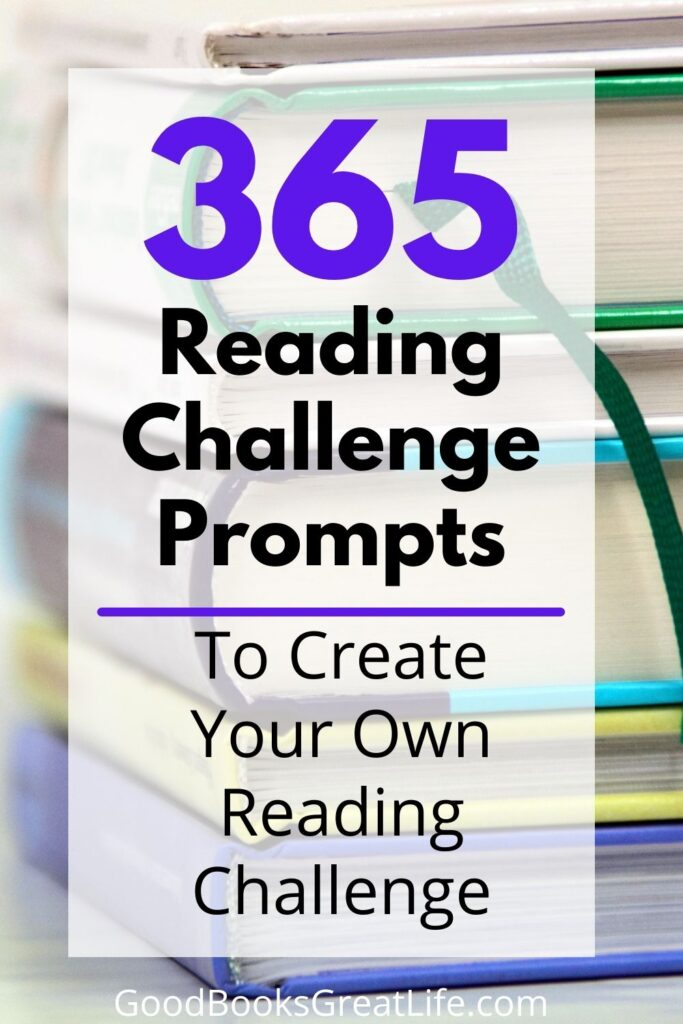 365 Reading Challenge Prompts