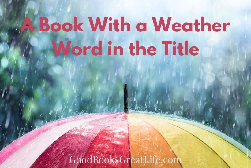 Books with a weather word in the title