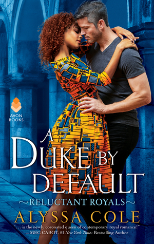 A Duke By Default book cover
