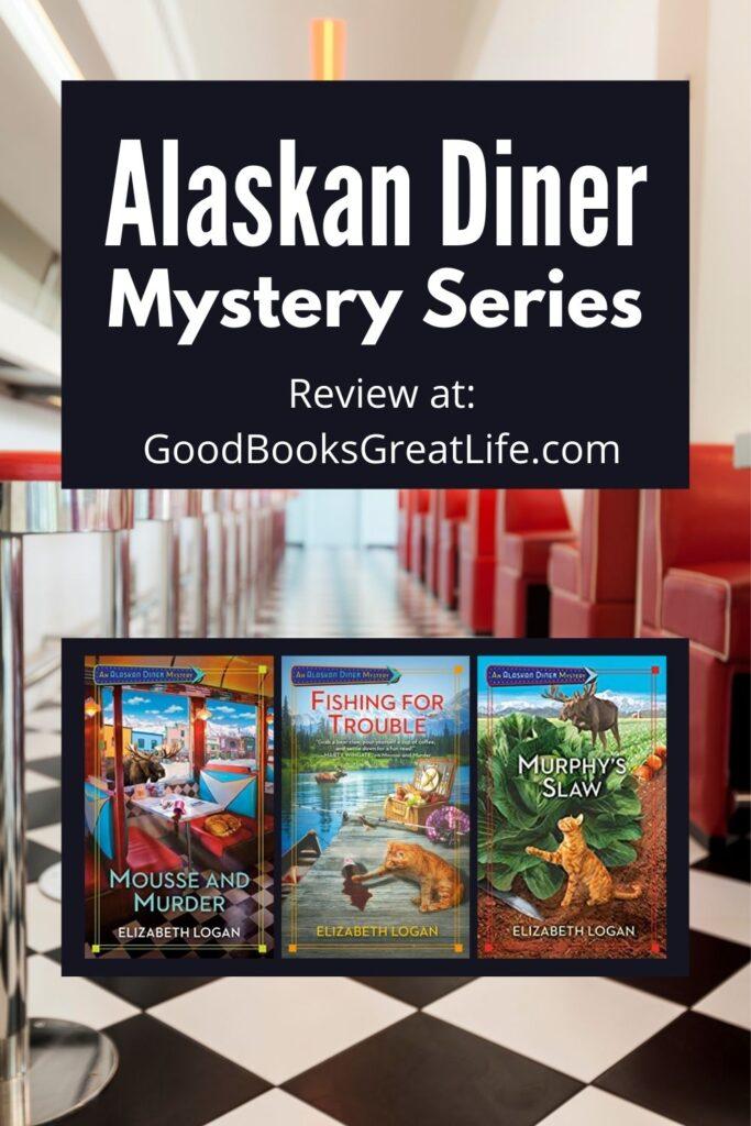 Alaskan Diner mystery series revies