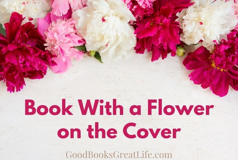 Books with flowers on the cover