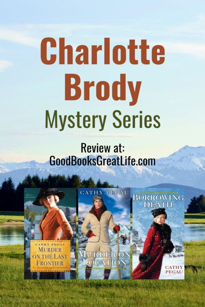Charlotte Brody Mystery Series
