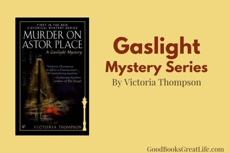 Gaslight Mystery Series