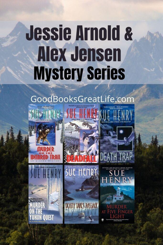 Jessie Arnold & Alex Jensen Mystery Series