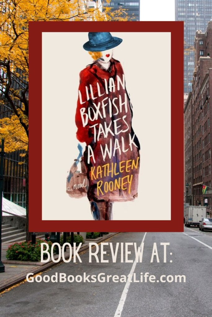 Lillian Boxfish Takes a Walk by Kathleen Ronney