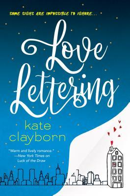 Lover Lettering book cover