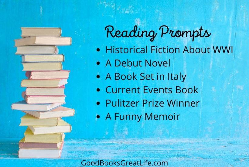 Book Challenge Prompts